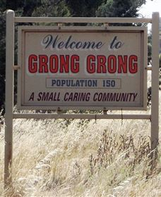 Grong Grong Earth Park - Accommodation QLD