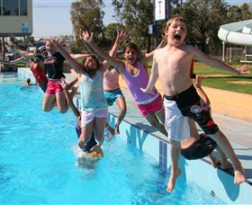 Dubbo Aquatic Leisure Centre - Accommodation QLD