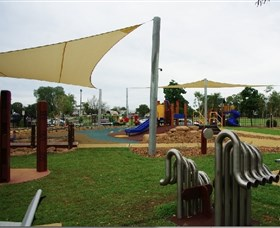 Livvi's Place Playground - Accommodation QLD
