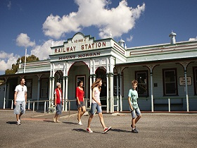 Mount Morgan Railway Museum - Accommodation QLD