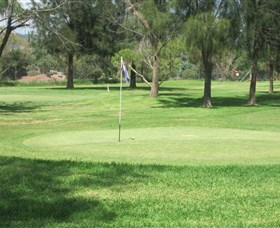 Wiradjuri Golf Centre - Accommodation QLD