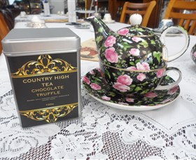 Country High Tea - Accommodation QLD