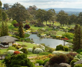 Cowra Japanese Garden and Cultural Centre - Accommodation QLD