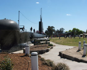 Holbrook Submarine Museum - Accommodation QLD