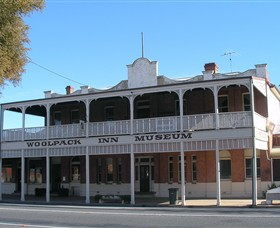 Woolpack Inn Museum - Accommodation QLD