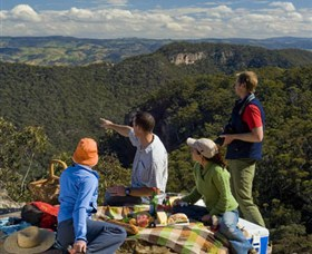 Mount Piddington Lookout - Accommodation QLD