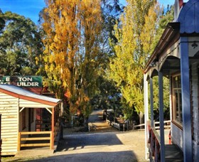 Coal Creek Community Park and Museum - Accommodation QLD