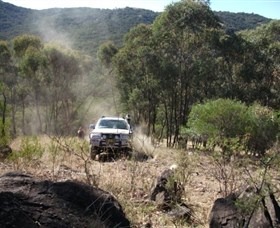 Geraldine 4WD Recreation Park - Accommodation QLD