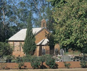 All Saints Church - Henley Brook - Accommodation QLD