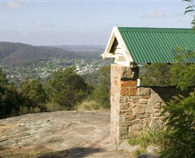 Mount Jellore Lookout - Accommodation QLD