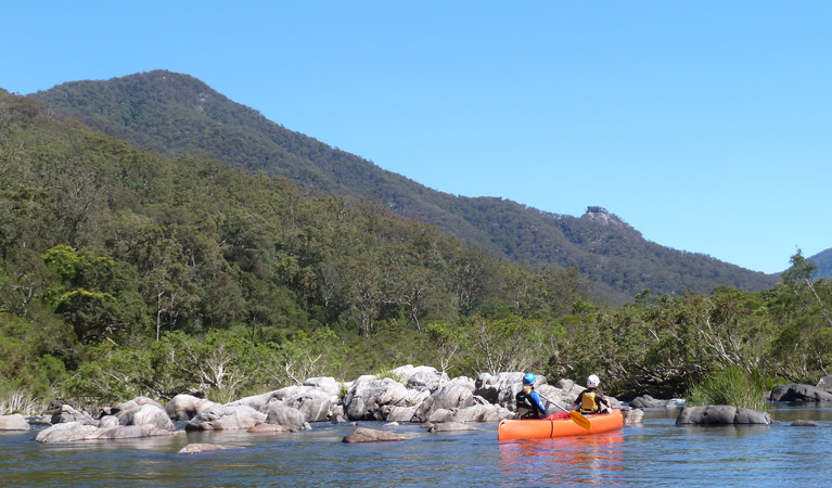 Nymboida National Park - Accommodation QLD