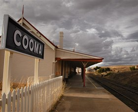 Cooma Monaro Railway - Accommodation QLD