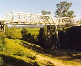 Vacy Bridge over Paterson River - Accommodation QLD