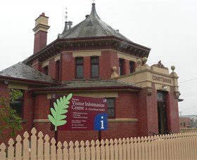 Yarram Courthouse Gallery Inc - Accommodation QLD