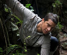 Bear Grylls Survival Academy - Accommodation QLD