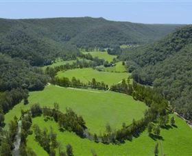 Glenworth Valley Outdoor Adventures - Accommodation QLD