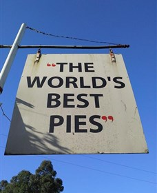 Kangaroo Valley Pie Shop - Accommodation QLD
