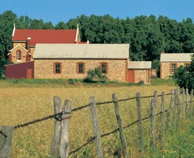 Central Greenough Historic Settlement - Accommodation QLD