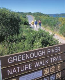 Greenough River Nature Trail - Accommodation QLD