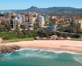 North Wollongong Beach - Accommodation QLD