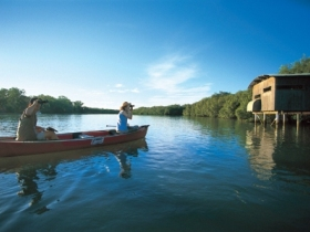 Boondall Wetlands Reserve - Accommodation QLD
