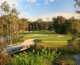 Pacific Dunes Golf Club - Accommodation QLD