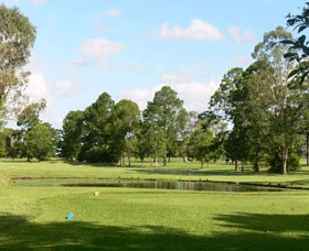 Casino Golf Club - Accommodation QLD