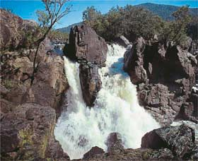 Clarence Gorge - Accommodation QLD