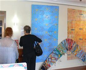 Jambama Art Gallery - Accommodation QLD