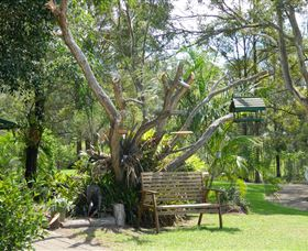 Mondrook Garden Cafe Gallery and Function Centre - Accommodation QLD