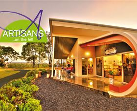 Artisans On The Hill - Accommodation QLD