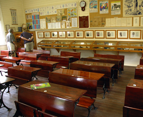 Alumny Creek School Museum and Reserve - Accommodation QLD