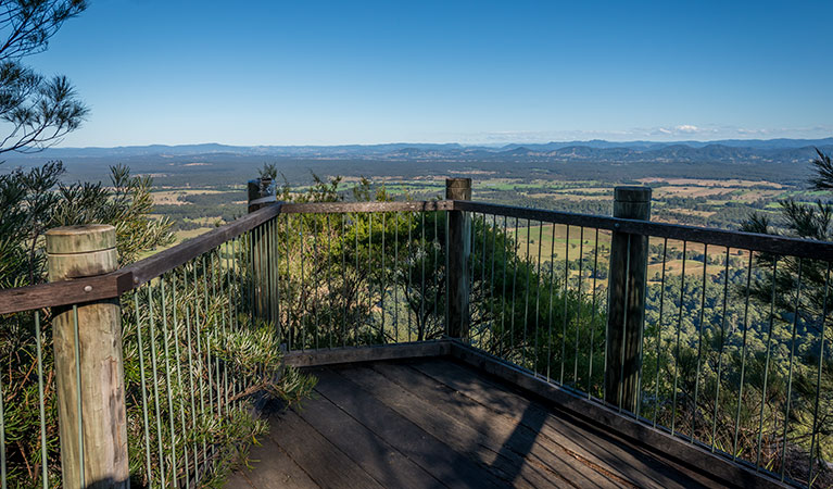 Newbys lookout - Accommodation QLD