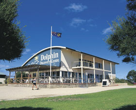 Dolphin Discovery Centre - Accommodation QLD
