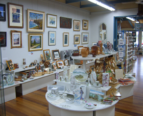 Ferry Park Gallery - Accommodation QLD
