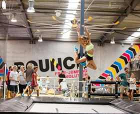 Bounce Inc Trampoline Park - Accommodation QLD