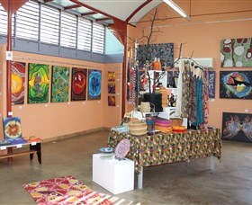 Dunghutti Ngaku Aboriginal Art Gallery - Accommodation QLD
