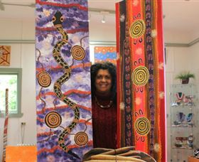 Apma Creations Aboriginal Art Gallery and Gift shop - Accommodation QLD