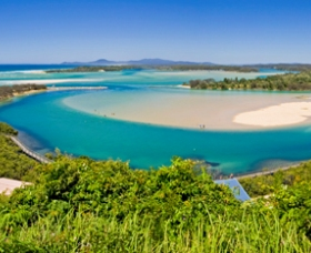 Nambucca Heads Beach - Accommodation QLD