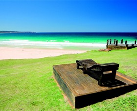 Short Point Beach - Accommodation QLD