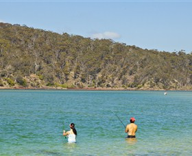 Pambula River Mouth - Accommodation QLD