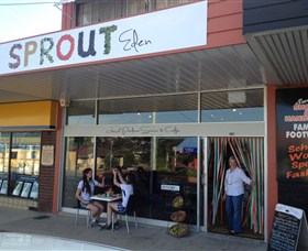 Sprout Eden - Accommodation QLD