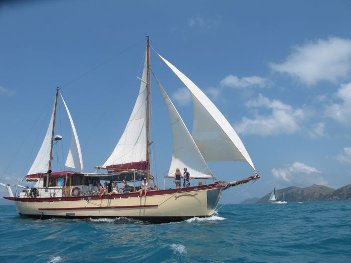 Adventure Cruise Dive and Outer Reef - Whitsundays Sailing Adventures - Accommodation QLD