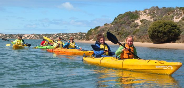 Canoe the Coorong - Accommodation QLD