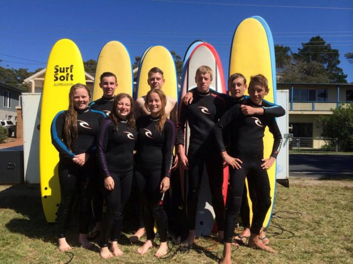 Broulee Surf School - Accommodation QLD