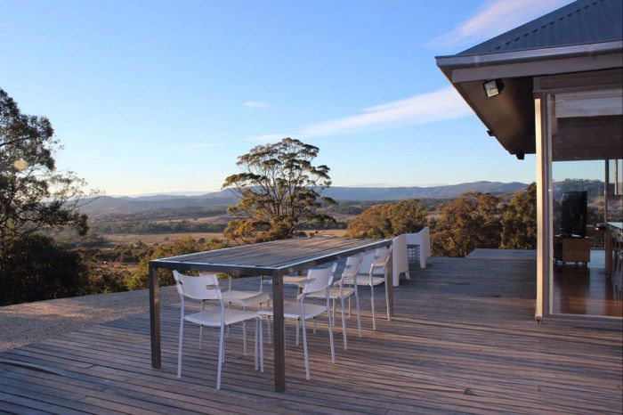 Mount Mitchell - Accommodation QLD