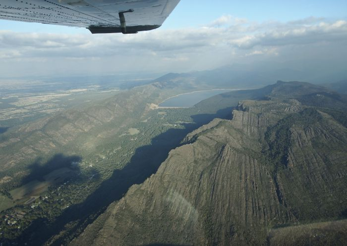 A Kube Aviation - Grampians Scenic Flights - Accommodation QLD
