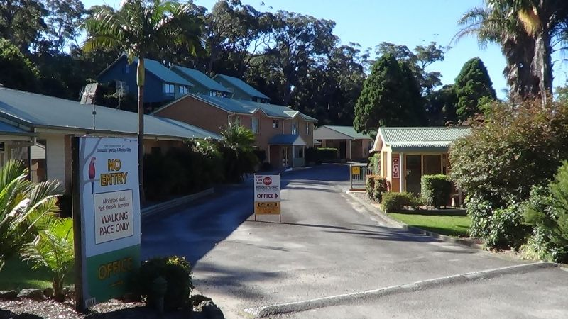 Sussex Inlet Holiday Centre - Accommodation QLD