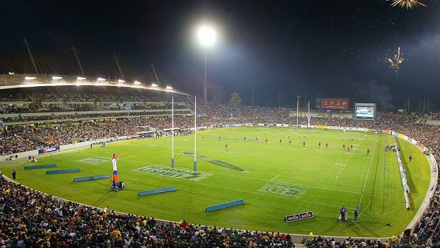 GIO Stadium Canberra - Accommodation QLD