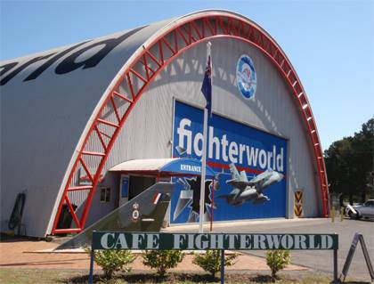Fighter World Aviation Museum - Accommodation QLD